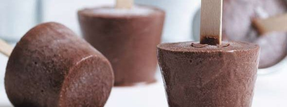 Picky Child Approved Recipe: Chocolate Peanut Butter Fudge Pops
