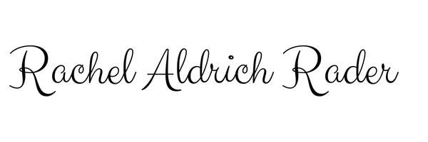Rachel Aldrich Rader